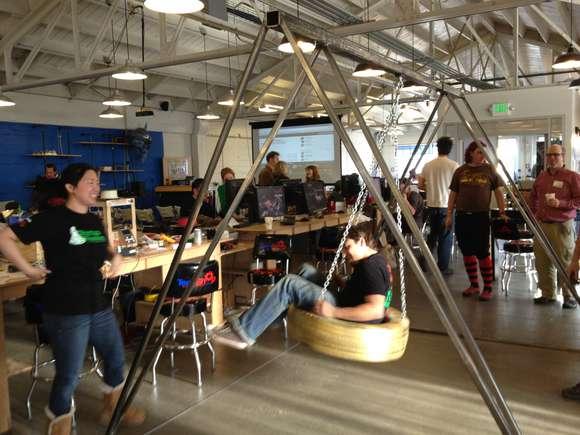 Maker Startup Weekend at TechShop San Francisco