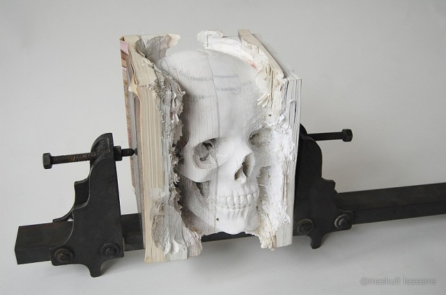 Carving Skulls from Computer Manuals
