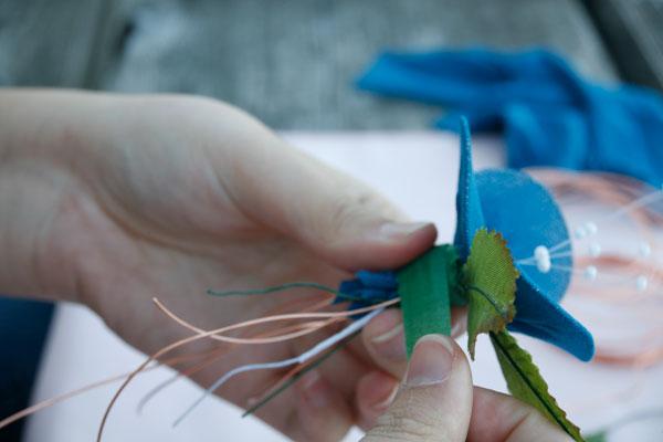Flashback: Pantyhose Petals