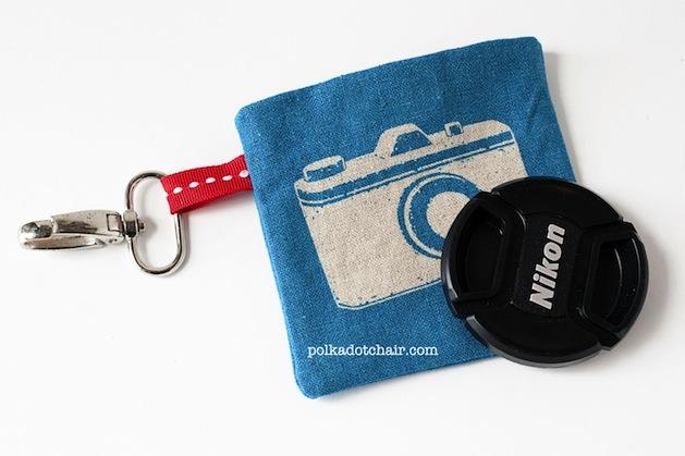 How-To: Lens Cap Cozy