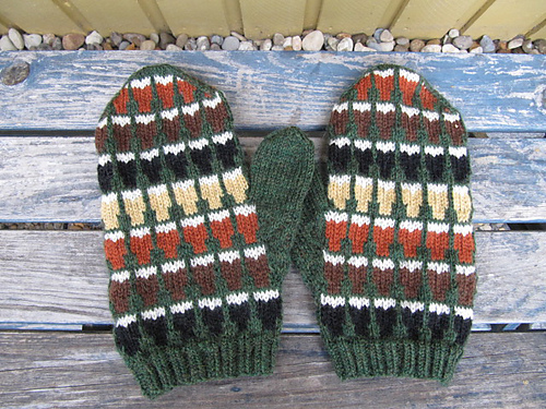 How-To: Pint Glass Beer Mittens