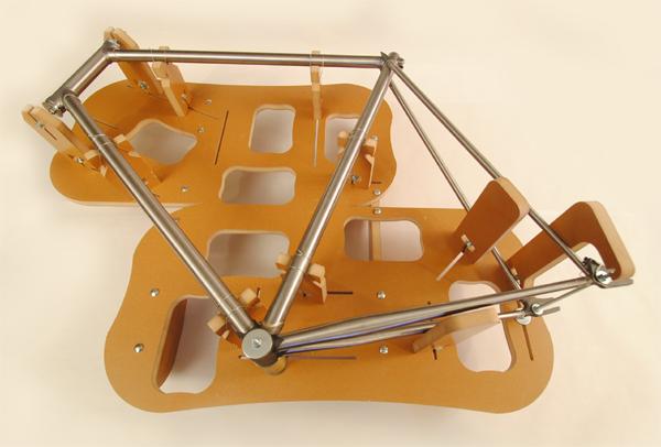 DIY Bike-Welding Jig