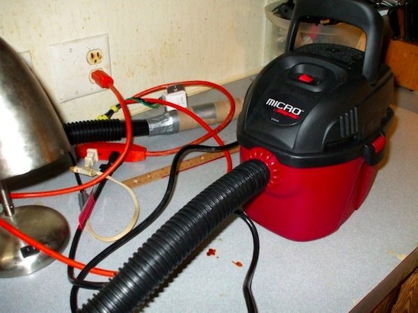 An Ethical Vacuum Mousetrap?