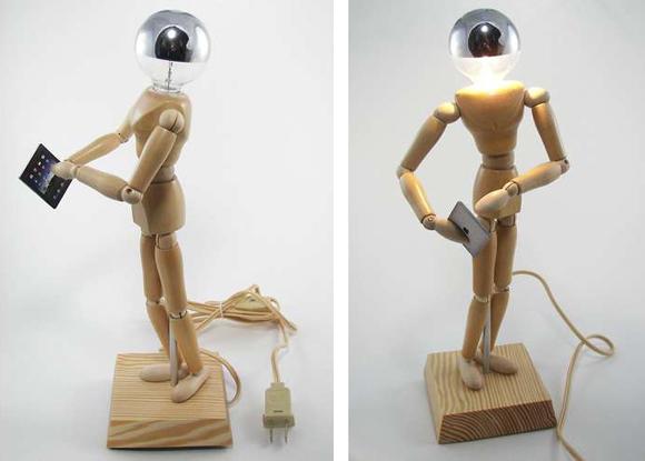 How-To: Manikin Lamp