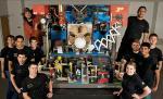 World's Largest Rube Goldberg Machine