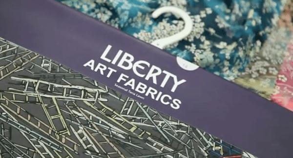 Video: Liberty of London Art Fabrics