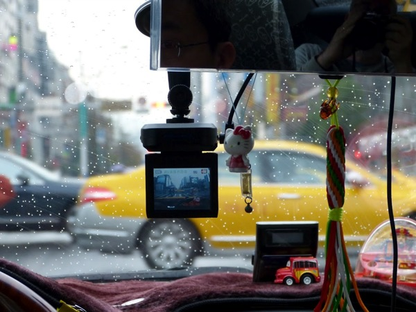 """NEWS FROM THE FUTURE – """"I saw a bit of the future in a Taipei tax cab"""""""