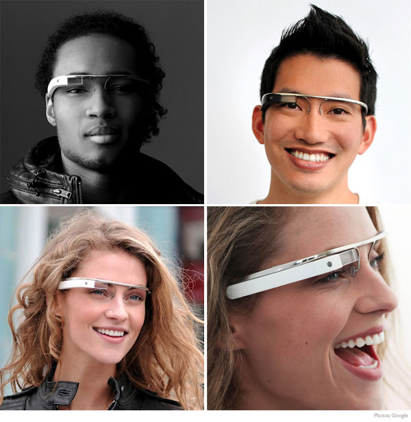 Project Glass: In Your Face, Out of the Way
