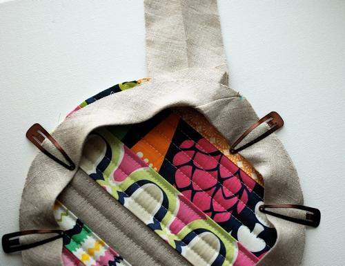 Fabric Binding Tutorial