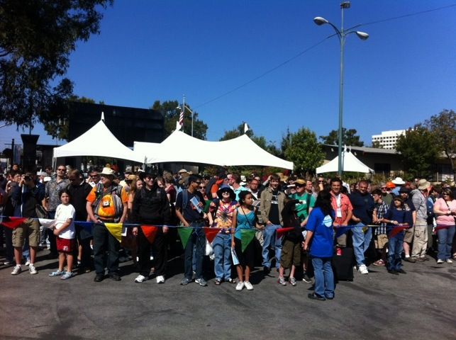Maker Faire First Day Favorites