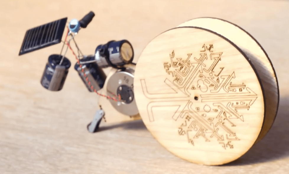 Weekend Projects – BEAM Solar Chariots