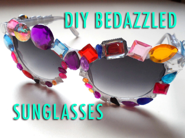 Video: Bedazzled Sunglasses
