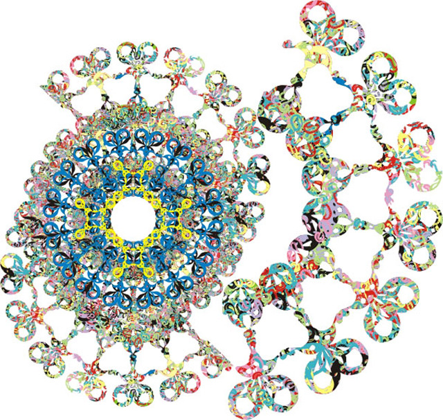 Digitally Designed Lace