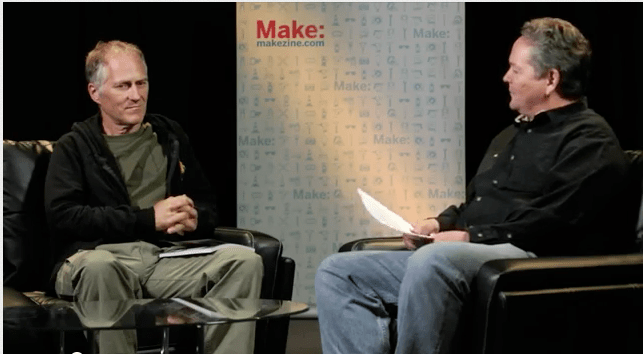 Tim O'Reilly and Dale Dougherty discuss the Hardware Innovation Workshop, May 15-16 2012
