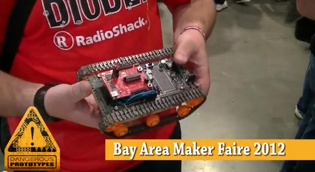 Dangerous Prototypes at Maker Faire Bay Area