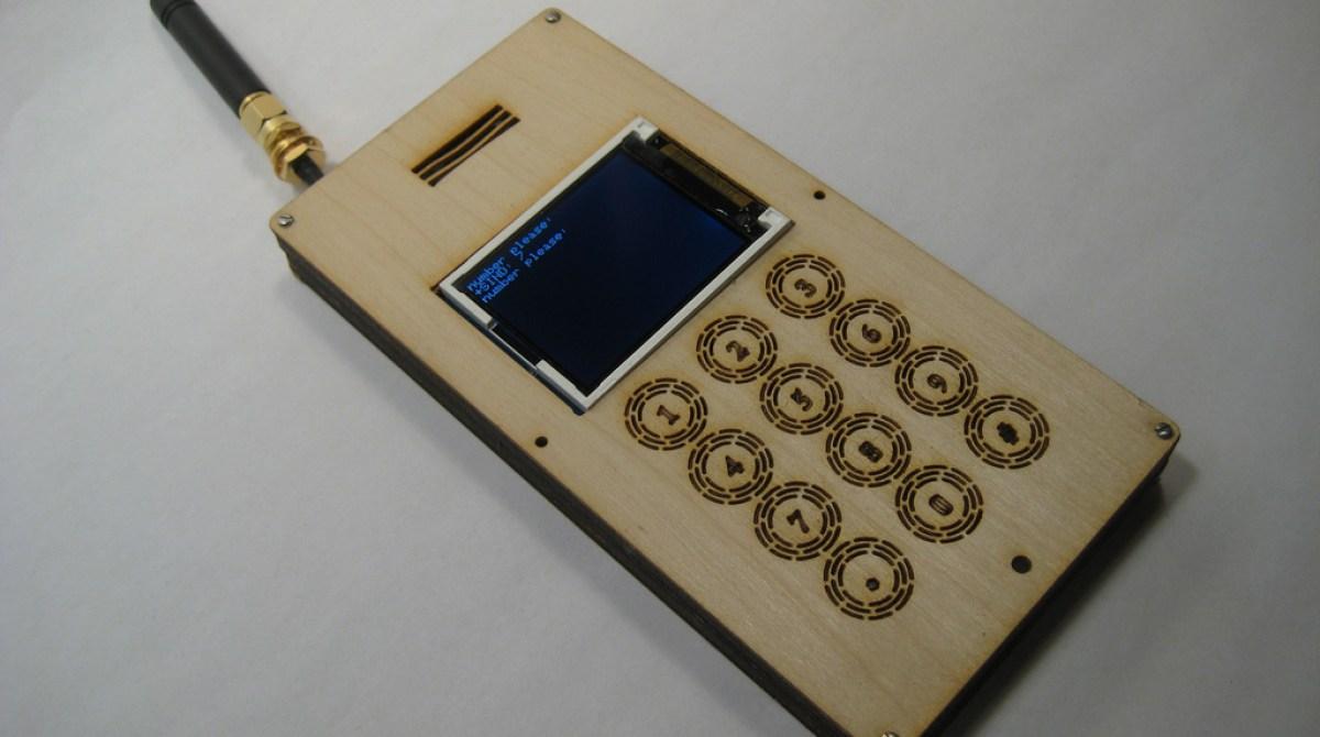 Diy Mobile Phone Make