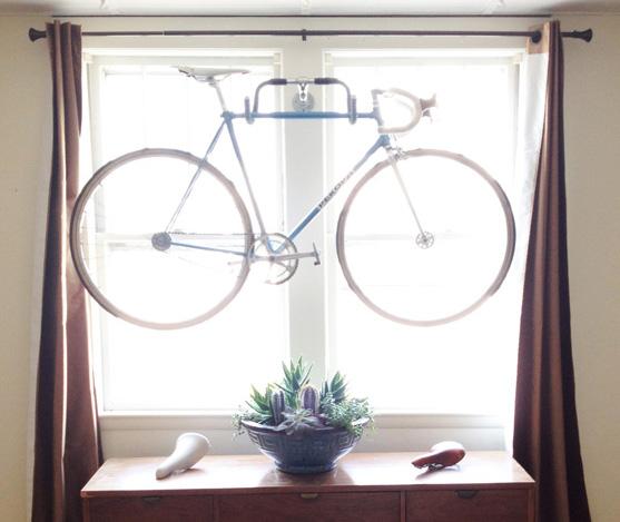 How-To: Handlebars Bike Hanger