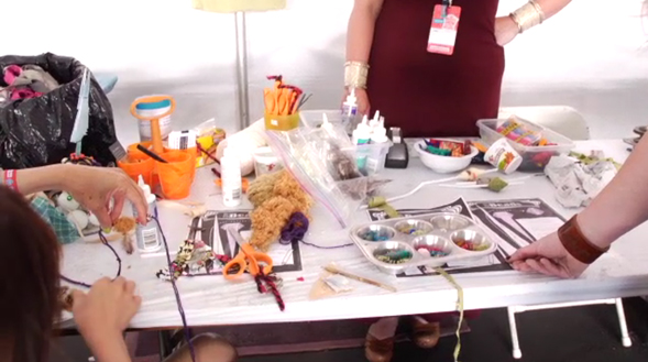 Visit the Crafty Scene at Maker Faire