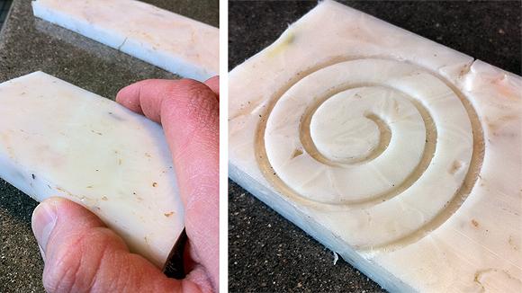 Machinable HDPE Blocks From Milk Jugs