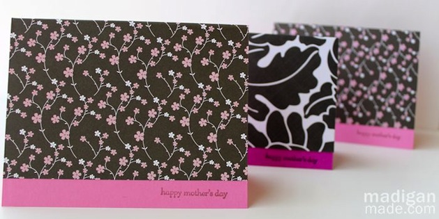 How-To: Simple Handmade Greeting Cards