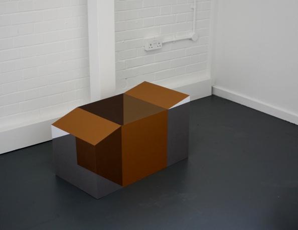 Krystina Naylor's Open Box Illusion