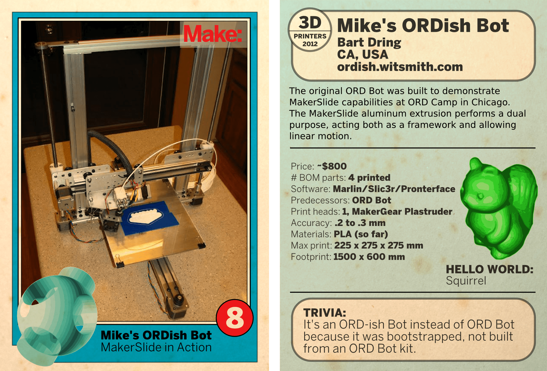 Mike's ORD-ish Bot