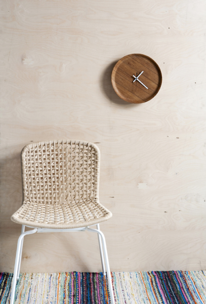 How-To: Minimalist Wooden Wall Clock