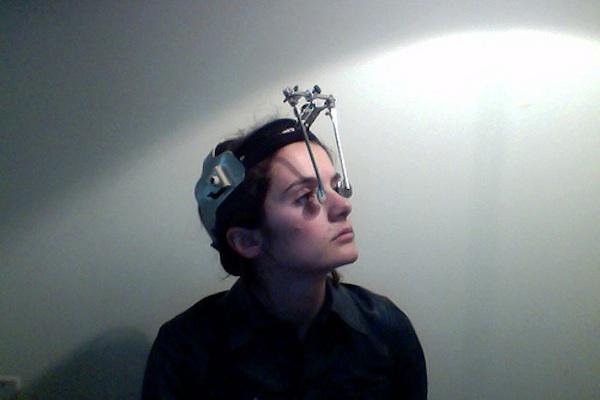 Self-Reflection Headset