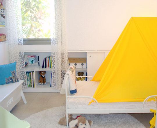 Easy Kid's Bed Tent