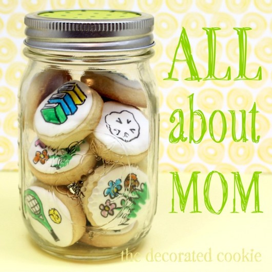 How-To: Custom Mother's Day Cookies