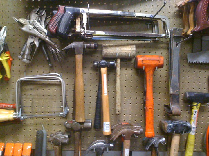 How to Start a Tool Lending Library