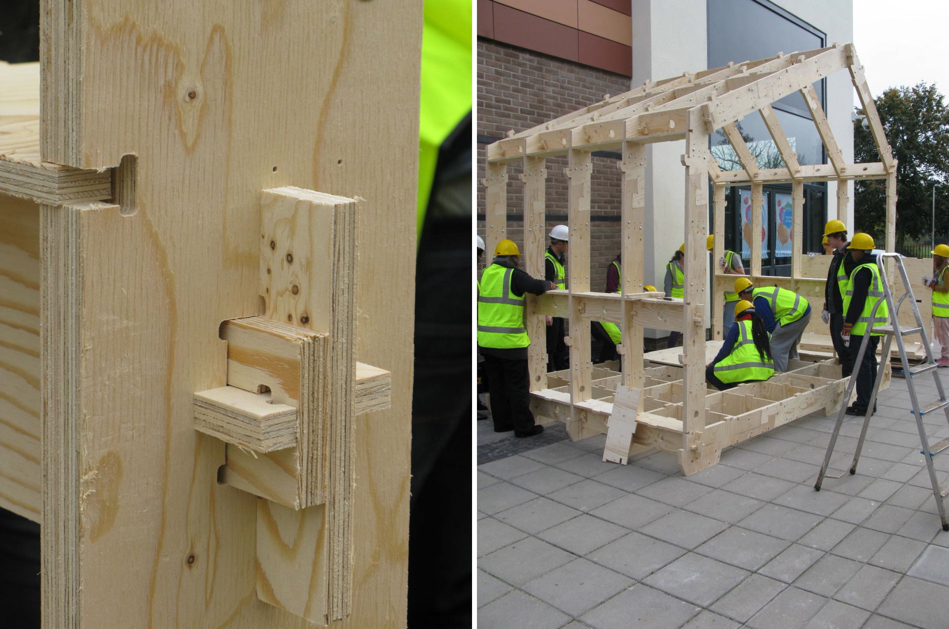 Interview with WikiHouse's Alastair Parvin and Nick Ierodiaconou