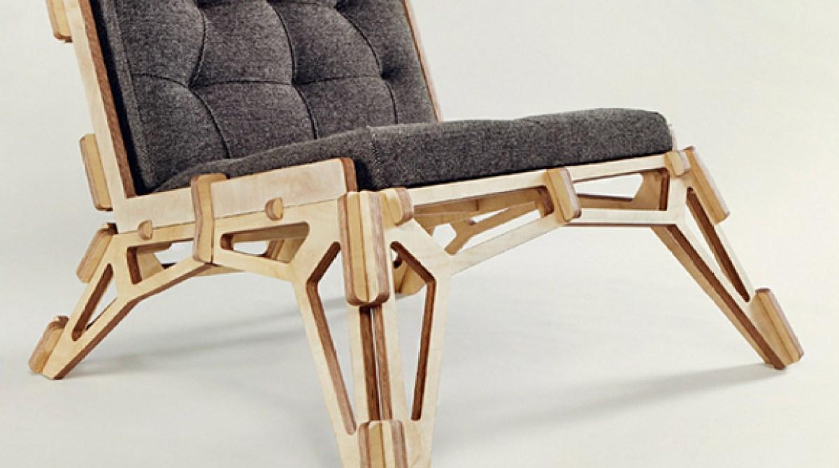 Astounding Cool Cnc Lounge Chair Design Make Ibusinesslaw Wood Chair Design Ideas Ibusinesslaworg
