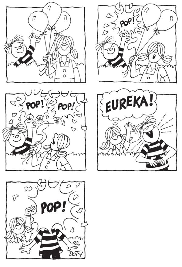 Eureka! — Pop!
