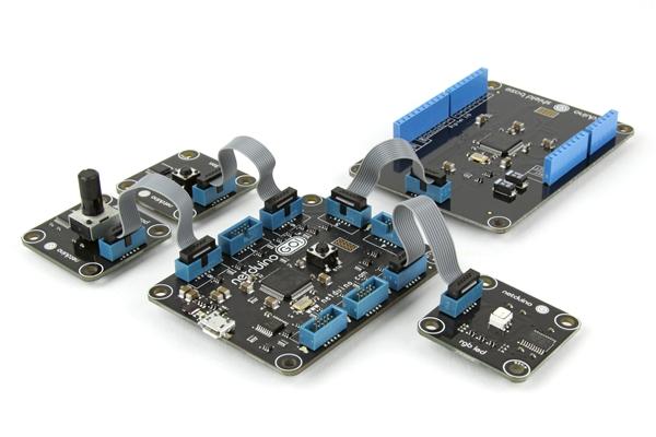 New in the Maker Shed: Netduino Go Starter Kit