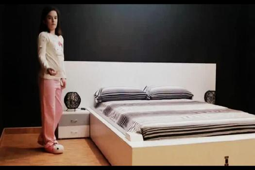 A Bed that Makes Itself