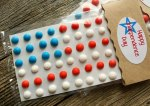 How-To: Patriotic Candy Buttons