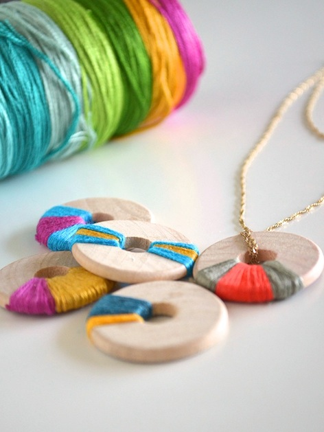 Wooden Jewelry Inspiration