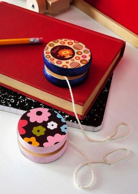 How-To: Custom Yo-Yo Toy