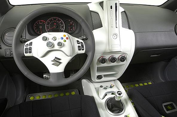 Did Somebody Say Suzuki SXbox 360?