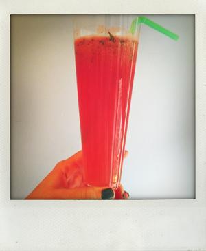 Summer Watermelon Smoothie