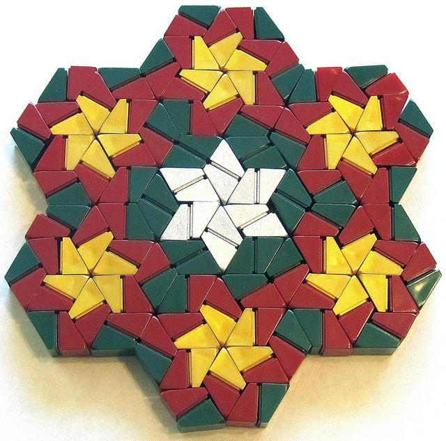 Lego Cheese Slope Mosaic Tutorial
