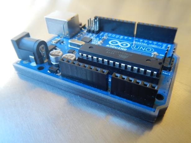 Intern's Corner: The Arduino Bumper