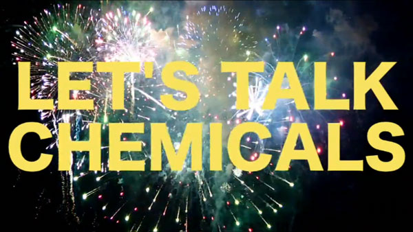 Time to Bone up on the Chemistry of Fireworks