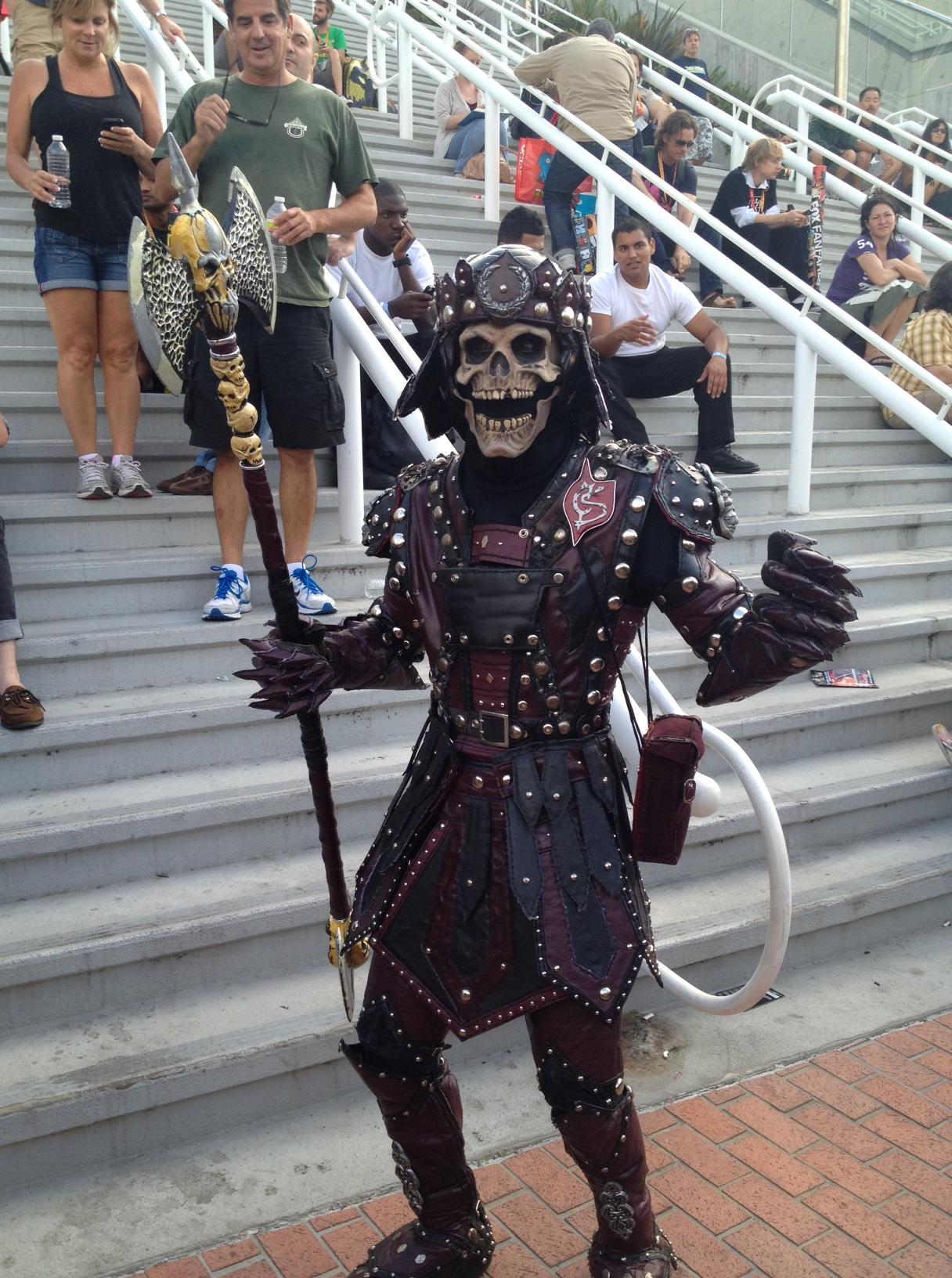 Alt.Comic-Con: The Obligatory Costume Post