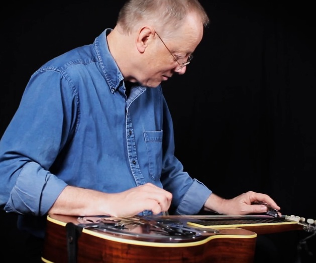MAKE's Toy Inventor Burning Up the Strings
