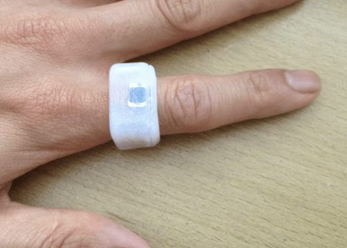Hacked Oyster Card Ring