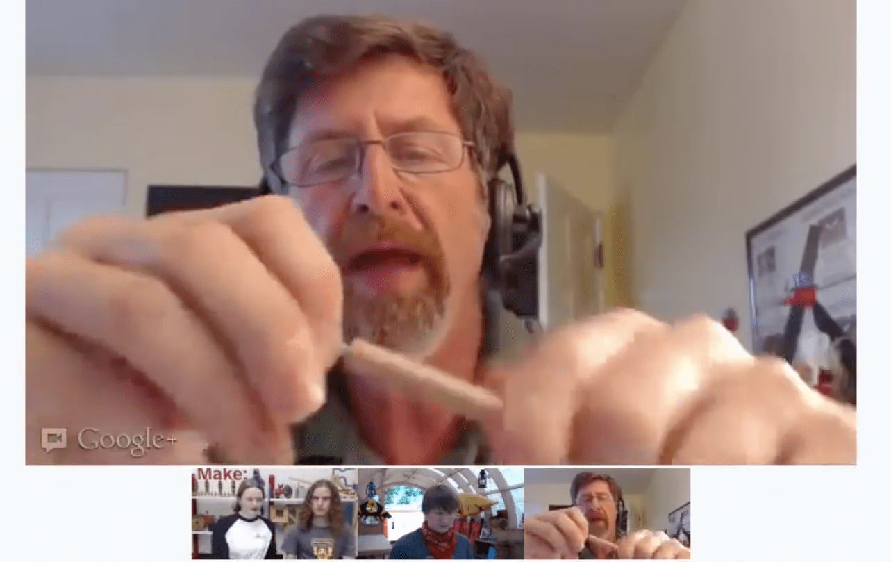 Maker Camp: Tensegrity Towers with Bill Gurstelle