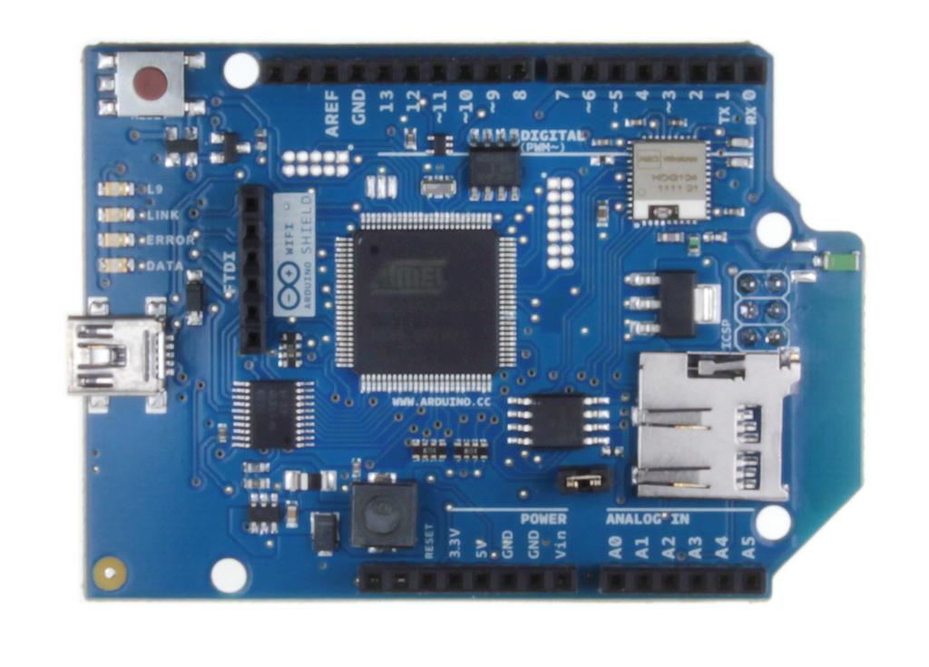 Arduino Wifi Shield on Sale
