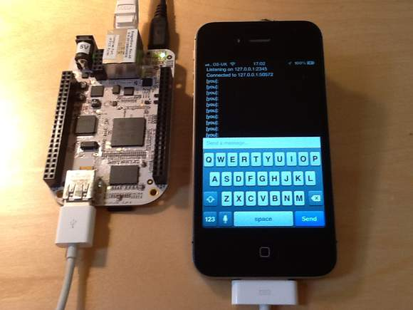 Two-Way USB Communication Between iPhone and Raspberry Pi (and BeagleBone)